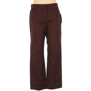 Studio Works Brown Slimming Solution Pant Size 12P